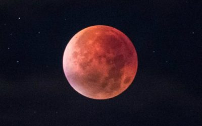 Wow! Some Harvest Moon Eclipse!